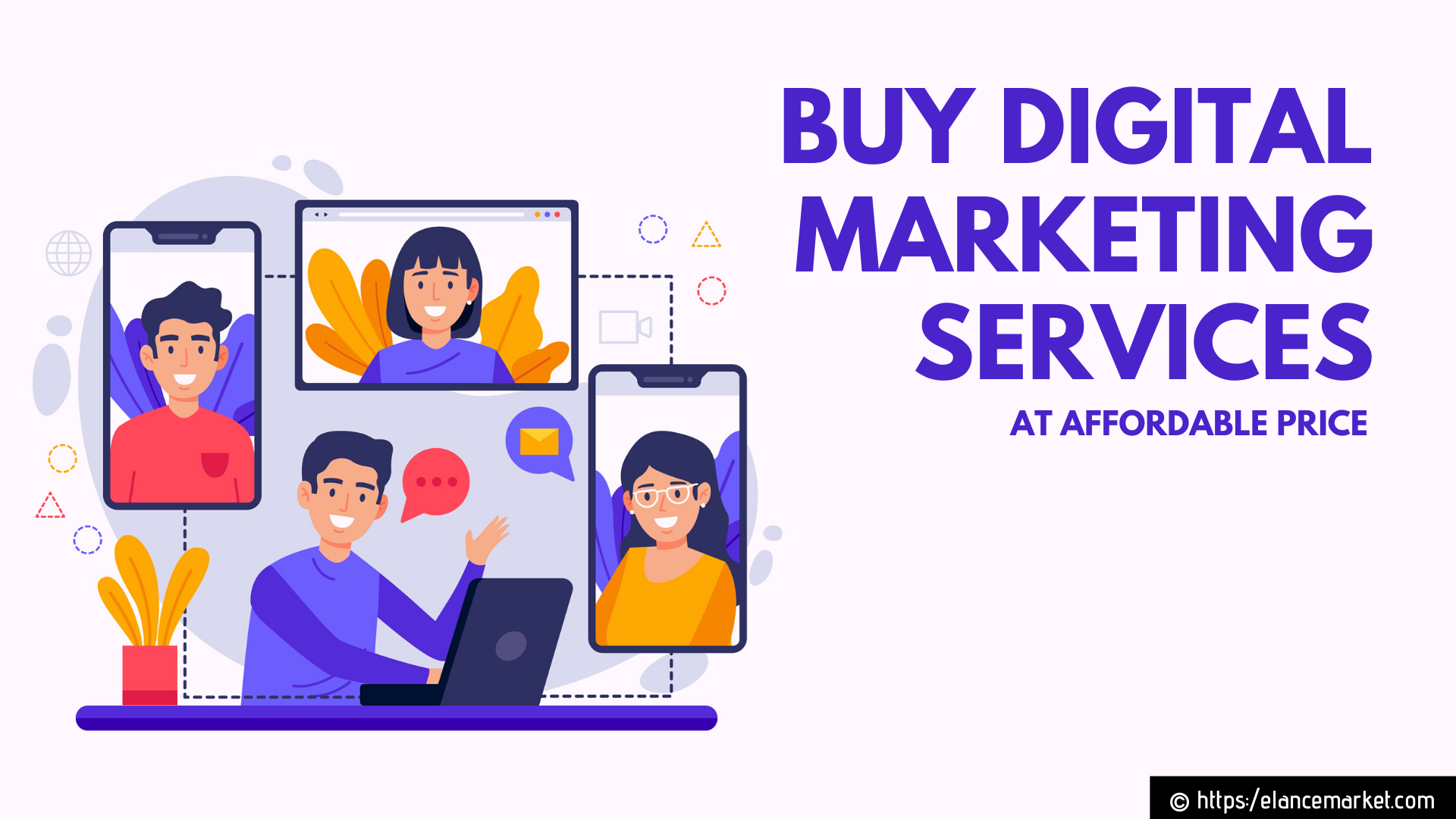 Buy Digital Marketing Services at Affordable Price - Save your Time & Money