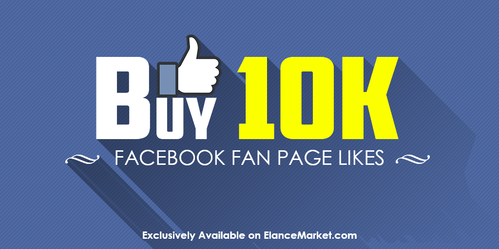 Buy Facebook Page Likes (1000 Likes)