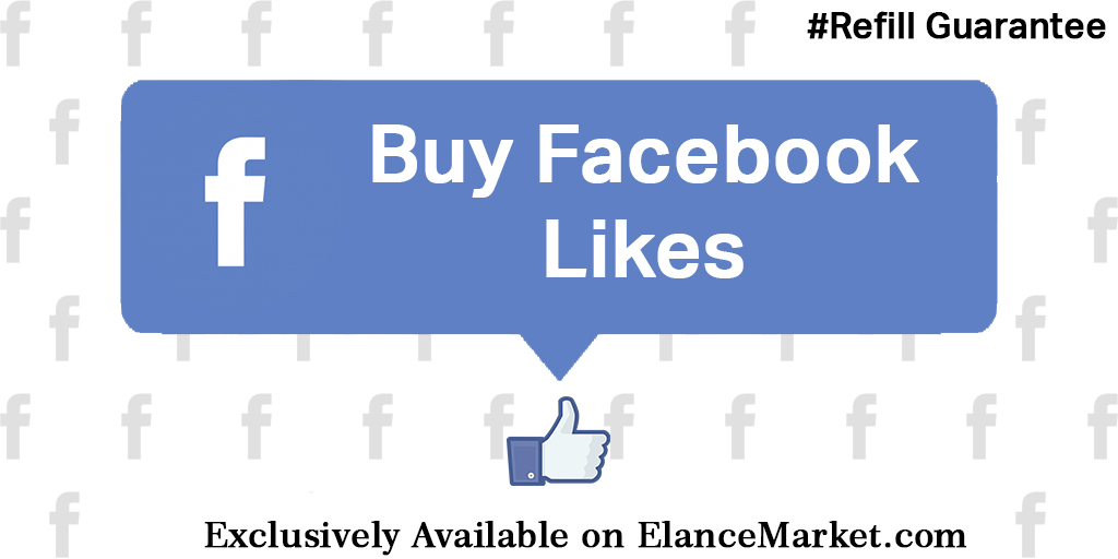 Buy Facebook Website Likes with Refill Guarantee