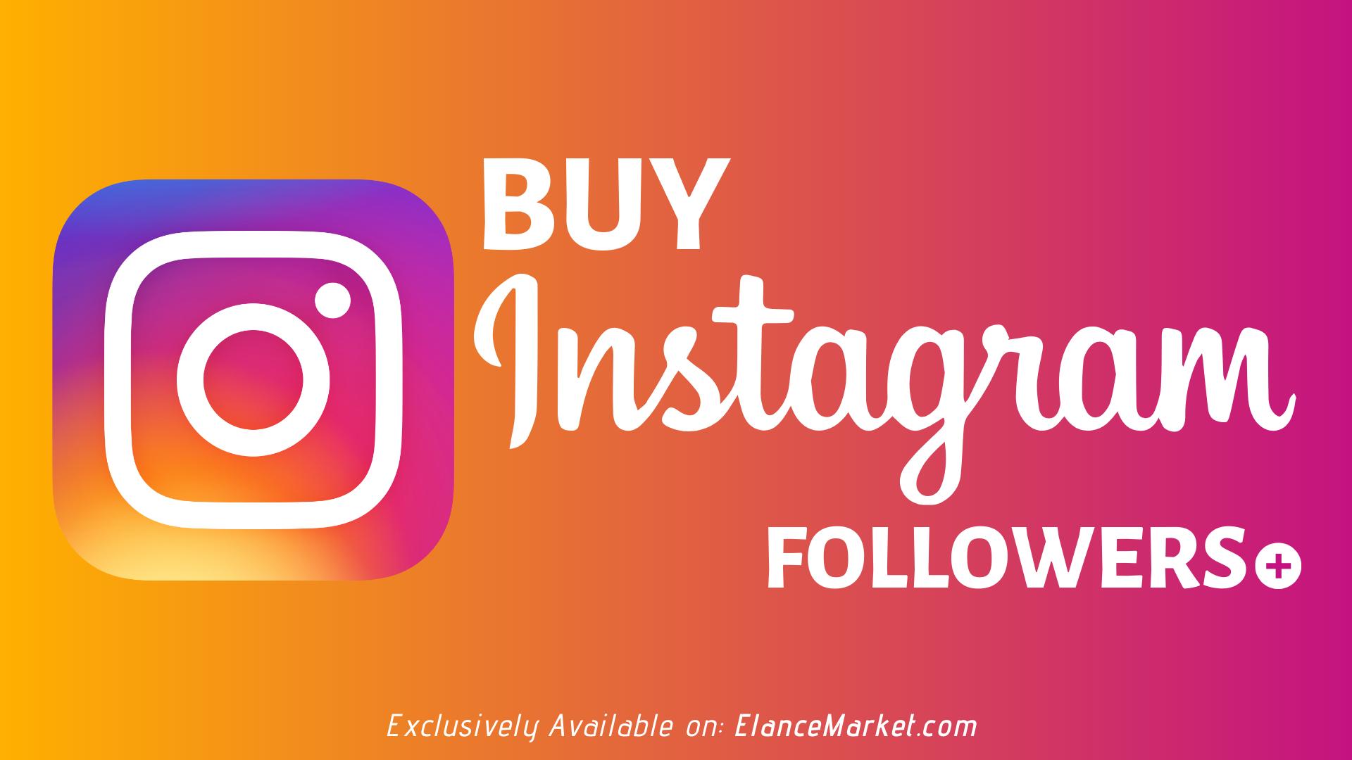 Buy Instagram Followers Cheap   Refill Guarantee