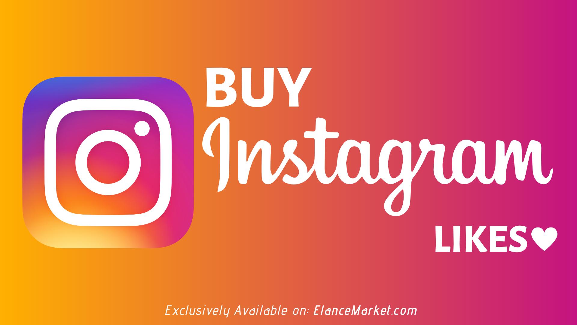 Buy Instagram Likes Cheap | Refill Guarantee