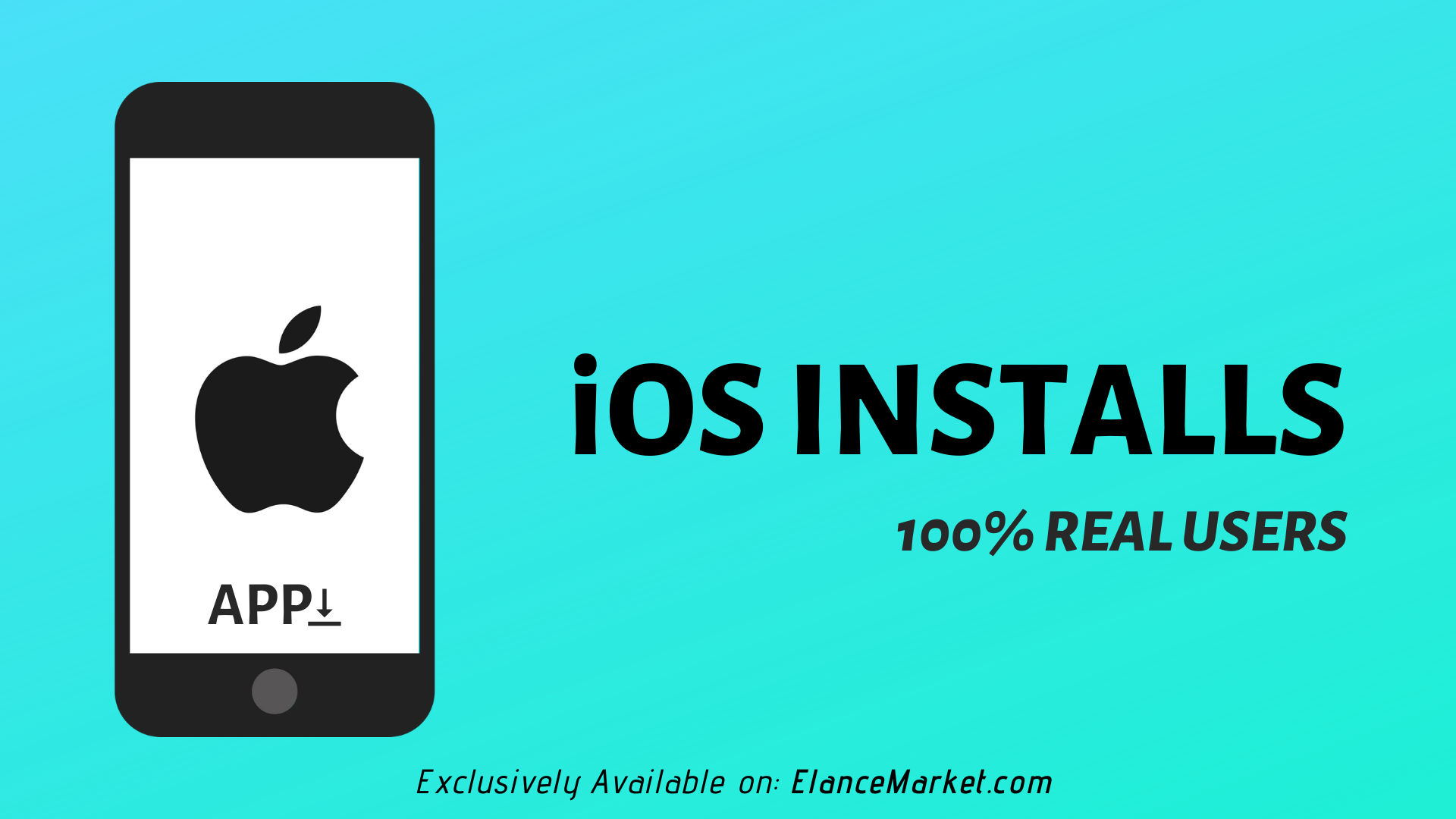 Buy iOS Installs | 100% Real Users