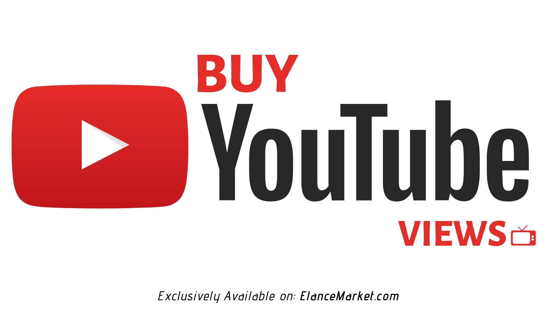Buy YouTube Views | Refill Guarantee